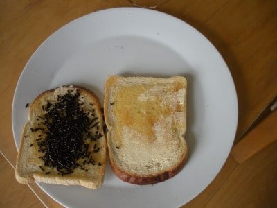 a typical, traditional Dutch Breakfast, a cultural travel experience.