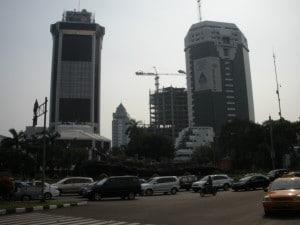 Construction Jakarta