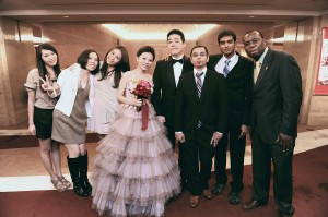 Taipei Wedding